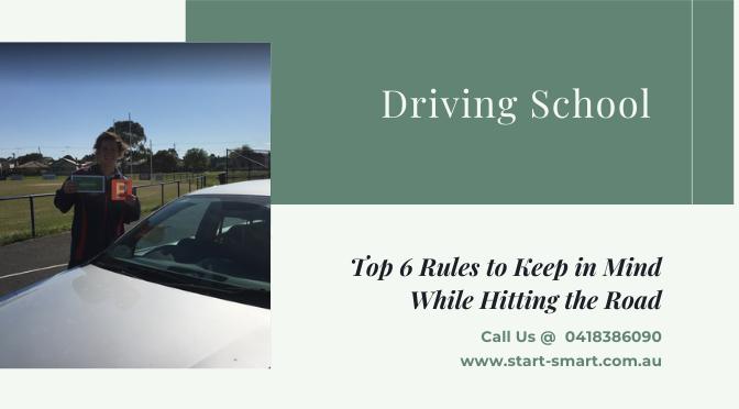Driving School Belmont