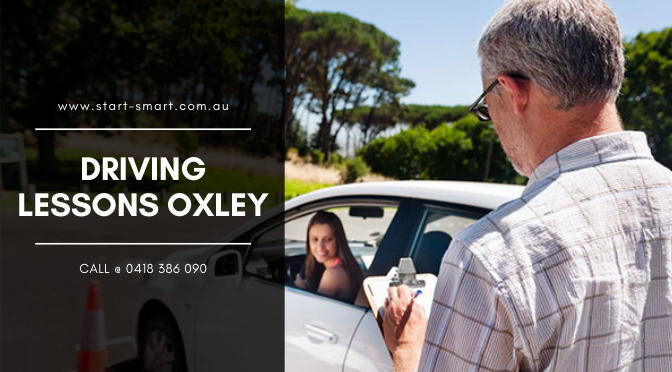 How to Prepare Yourself before Taking Driving Lessons in Oxley?