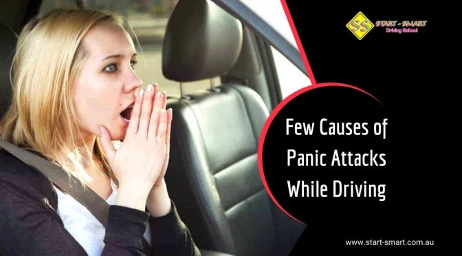 Things That Cause Panic Attacks While Driving and How to Manage Them
