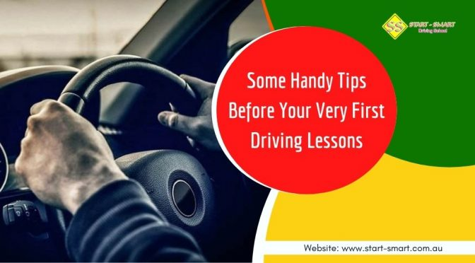 Some Handy Tips Before Your Very First Driving Lessons